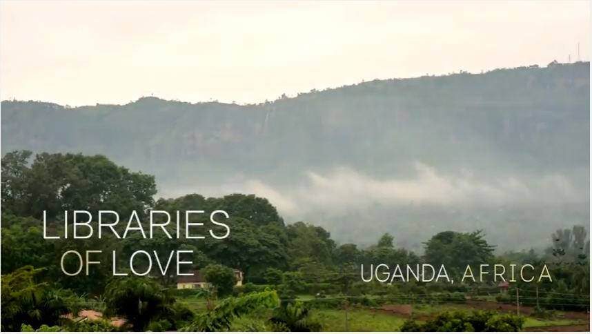 Libraries of Love video