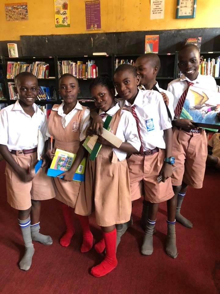 Buganda Road Primary